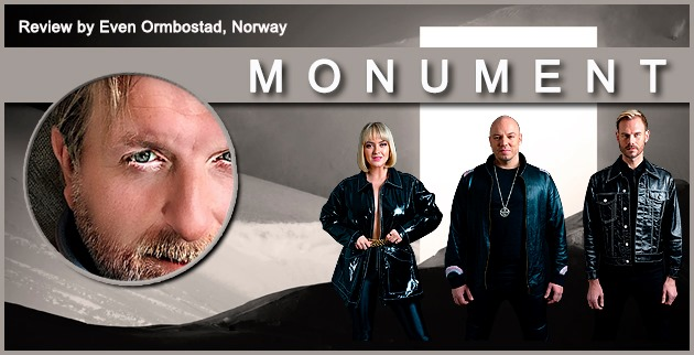 Review of KEiiNO's new single, Monument, by Even Ormbostad, Norway.